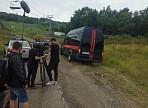 На Президентском мосту в Ульяновске будут снимать сцены сериала «Пять минут тишины» с использованием дыма