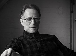 Автор из Данидина Дэвид Ховард стал вторым гостем писательской резиденции в Ульяновске – городе литературы ЮНЕСКО