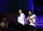 В рамках фестиваля «Золотая маска» в Ульяновске в NEBOLSHОМ ТЕАТРЕ был представлен спектакль «Цацики идет в школу» Хабаровского ТЮЗа  (6+)