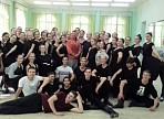 Заслуженный работник культуры РФ Алексей Кузьменко провёл мастер-классы для студентов хореографического отделения Ульяновского колледжа культуры и искусства