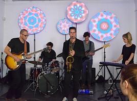 В «Квартале» состоялся джазовый вечер
