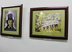 Выставка «Посвящение Пушкину»