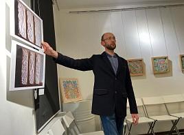 В Ульяновске открылась выставка дизайнера, художника, скульптора Александра Желонина