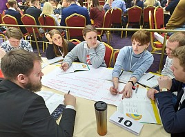 Фонд «Ульяновск – культурная столица» принял участие в международном Конгрессе сельской молодёжи