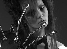 В «Квартале» пройдёт фотовыставка авангардных работ стилиста-парикмахера Екатерины Бондаренко