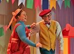 Спектакли для школьников в дни весенних каникул в NEBOLSHOM ТЕАТРЕ