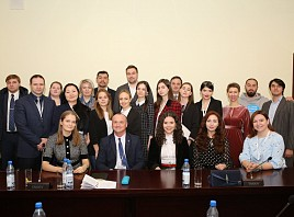 Ульяновцам предложат развивать общественную дипломатию