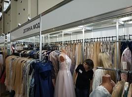 Ульяновская компания «Долина Мод» приняла участие в международной выставке Wedding Fashion Moscow