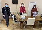 Компания «Приор Продакшн» передала 11000 медицинских масок Ульяновской области