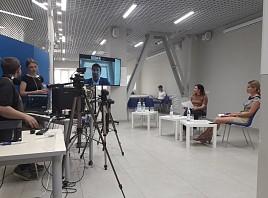 «73 вопроса к самозанятым». В Ульяновской области «Креативный четверг» стартовал с обсуждения нового налогового режима
