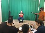 В кинолаборатории Ульяновской области прошел кастинг на главные роли в детективе «Холодная месть»