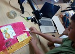 Лаборатория мультфильмов стала первым выездным мероприятием проекта «Арт-резиденция юных мультипликаторов»