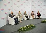 Представители креативных индустрий обсудили стратегии развития отраслей в гибридном формате