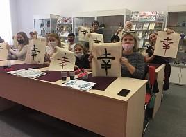 Ульяновцы научились рисовать счастье на эко-сумках