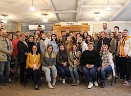 В Ульяновской области состоялся запуск Проектного офиса международного молодежного сотрудничества по направлению «Россия-БРИКС»