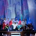 На Fashion Show Недели моды в Ульяновске показали ЦУМ 80-х и переделанные шубы