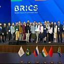 На V форуме молодых дипломатов стран БРИКС в Казани был презентован ульяновский проектный офис и предстоящий молодёжный саммит