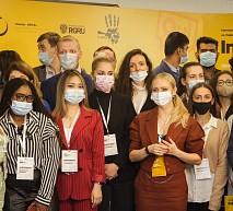 Шесть международных проектов разработали на ульяновском форуме по общественной дипломатии «ИнтерYES!»