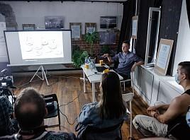 Жителям Ульяновска рассказали о влиянии японского стиля на европейскую культуру