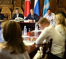 В Ульяновске укрепляют японо-российские отношения на уровне гражданского общества