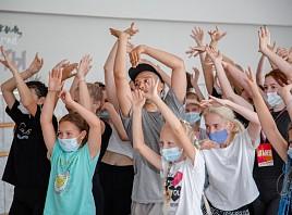 В Ульяновской области стартовала российско-немецкая академия уличного искусства «Креативный город-творческие люди»