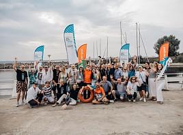 В Ульяновске прошел международный архитектурный фестиваль «Эко-берег 2021»
