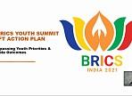 Работа проектного офиса по международному сотрудничеству была представлена на Молодежном саммите БРИКС