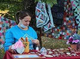 Впервые в Кузоватово прошел арт-фестиваль «Твое третье место»