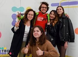 Креативные индустрии стали одним из направлений студенческого форума «Твой ход» в Ульяновске